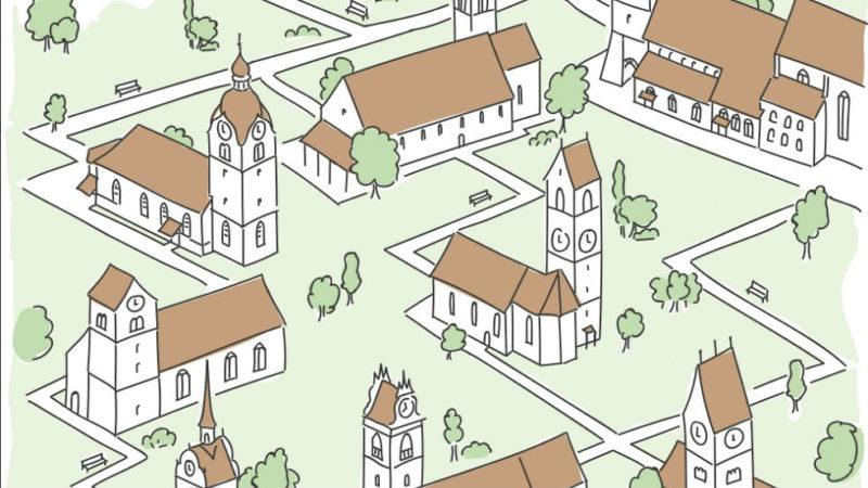 Der Weg der Reformation im Aargau | © printscreen www.ref-kirchen-ag.ch