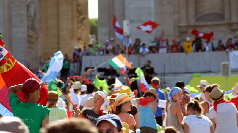 Internationale Ministrantenwallfahrt Rom 2015| © P. Andy Givel