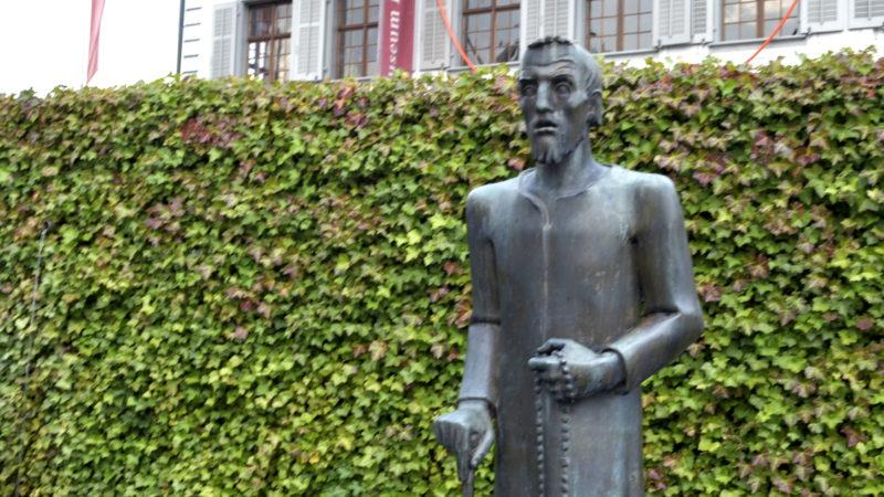 Niklaus von Flüe, Statue in Sachseln | © Regula Pfeifer