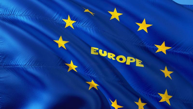 EU-Flagge | © pixabay RonnyK CC0