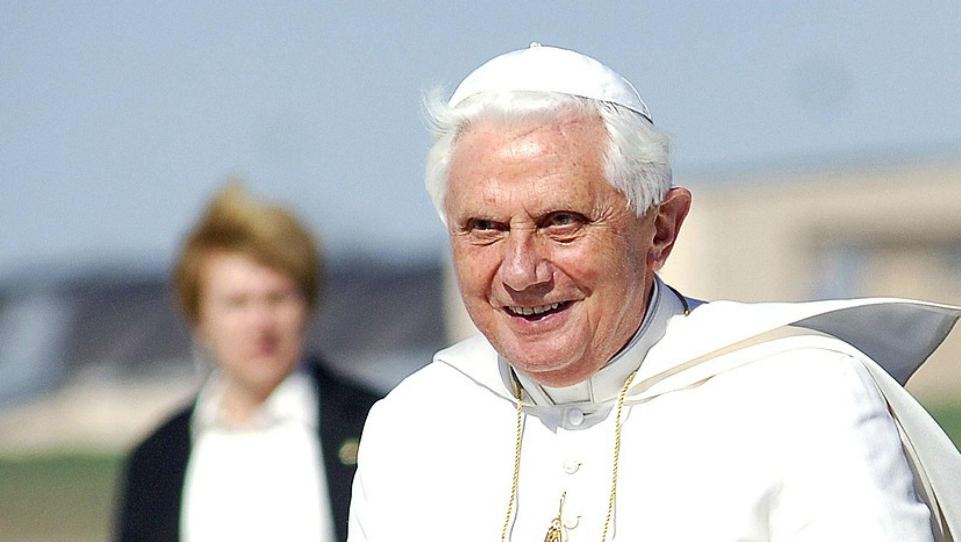Der emeritierte Papst Benedikt | © pixabay.com CC0