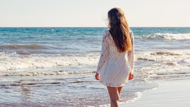 Junge Frau | © pixabay.com CCO