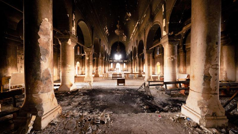 Christenverfolgung Syrien
