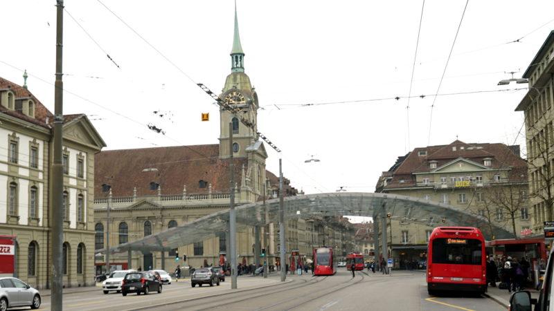 Eingang zur Berner Altstadt | © Georges Scherrer