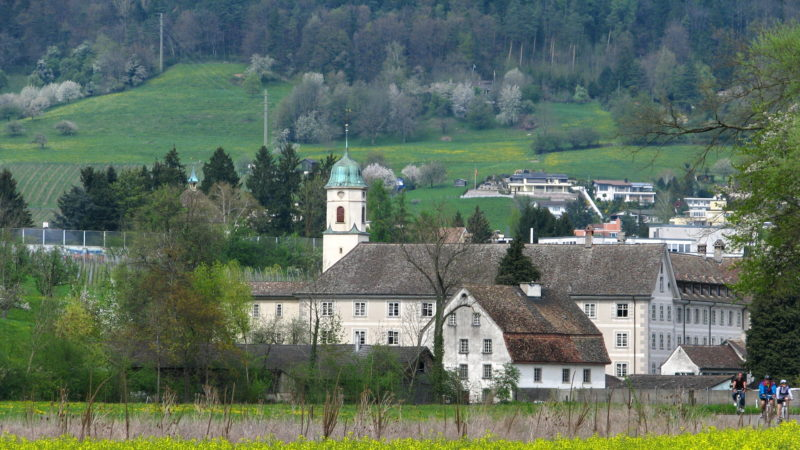 Kloster Fahr   © CC BY-SA 3.0/Roland zh