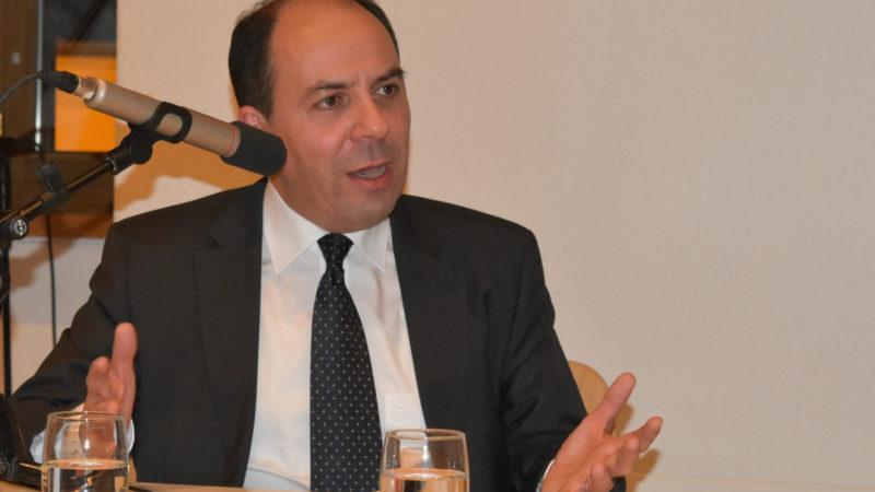 Montassar BenMrad, Präsident der Föderation Islamischer Dachorganisationen Schweiz (Fids) | © Jacques Berset