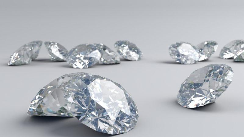 Begehrter Edelstein Diamant | © pixabay kuongchin CC0