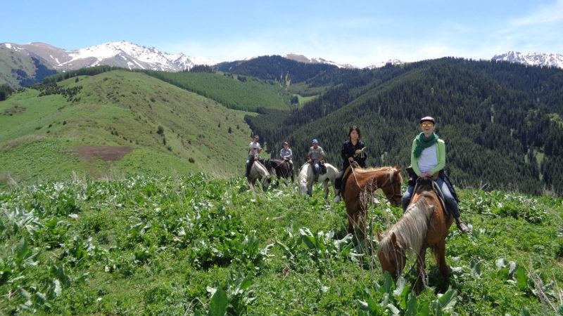 Natur in Kirgistan | © pixabay.com CC0