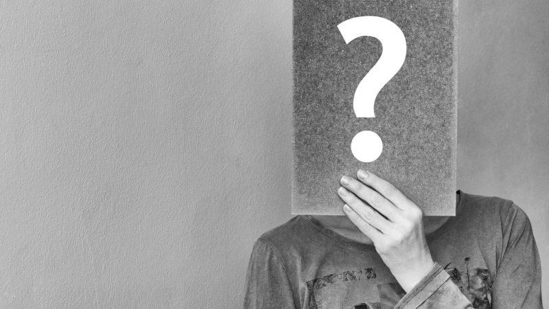 Fragezeichen   © pixabay.com CC0