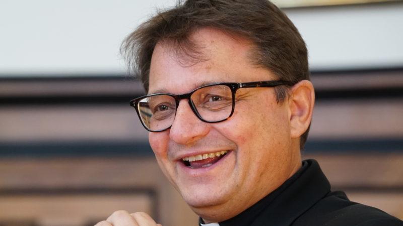 Der Basler Bischof Felix Gmür | © Vera Rüttimann