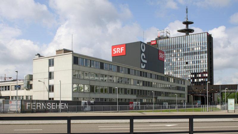 SRF-Studio in Zürich | © SRF/Oscar Alessio