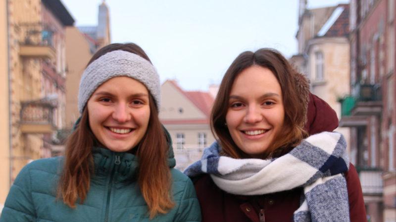 Basia and Krysia | © zVg