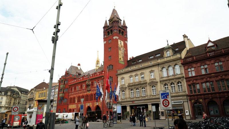 Rathaus Basel  | © Georges Scherrer