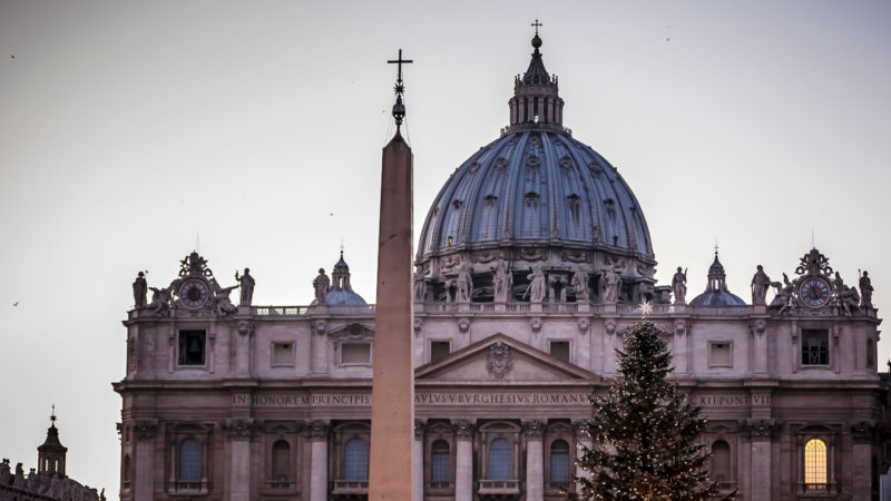 Der Petersdom in Rom | © BR