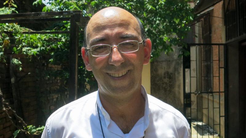 Bischof David Martinez, Apostolischer Vikar von Puerto Maldonado | © kna