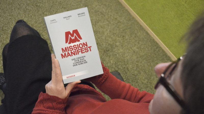 """Mission Manifest"" in Buchform | © Regula Pfeifer"