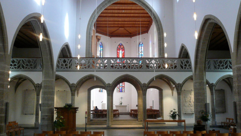 Reformierte Stadtkirche Aarau | © Taurus65/Wikimedia Commons