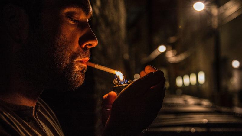 Zigarettenraucher  | © pixabay.com CCO
