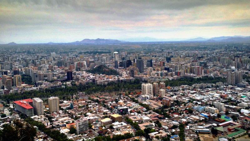 Santiago de Chile | © pixabay santiagoantinogene CC0