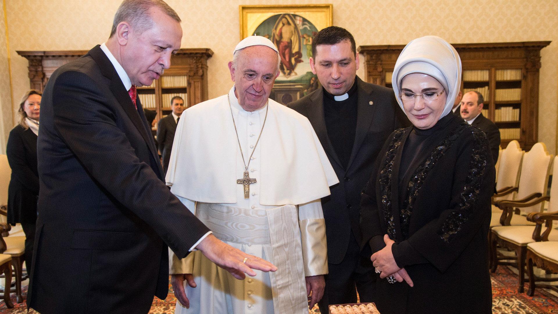 Papst Erdogan