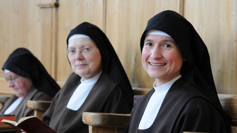 Schwestern des Klosters Notkersegg | © Sabine Rüthemann