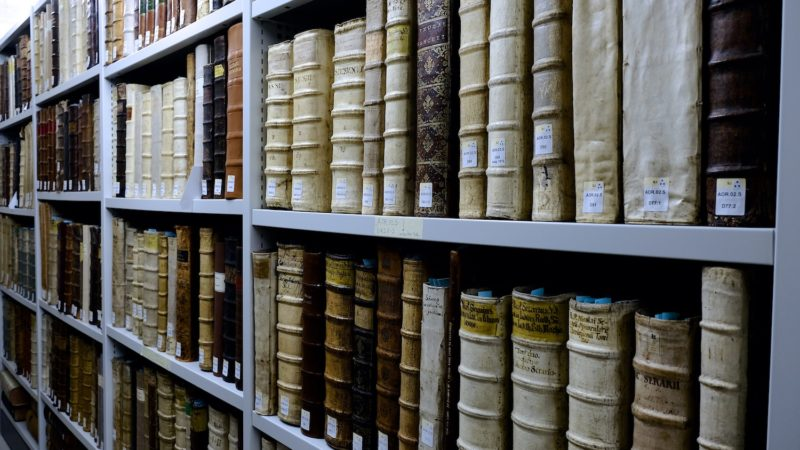 Wo Forscher fündig werden: Archiv der Schweizer Jesuiten | © zVg