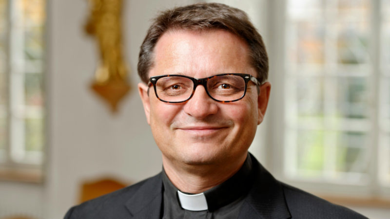 Bischof Felix Gmür | © zVg Wey
