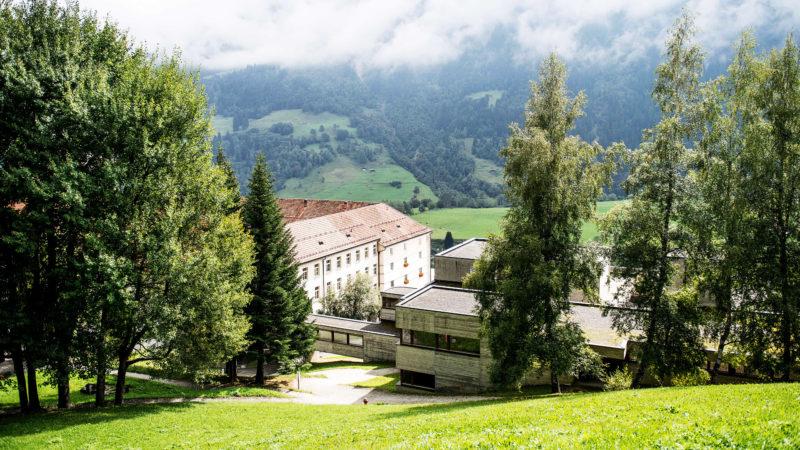 Gymnasium Kloster Disentis | © Daniel Winkler