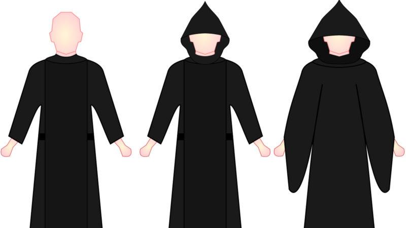 Ordensgewand der Benediktiner   © Tom Lemmens, CC-BY 4.0, https://commons.wikimedia.org/w/index.php?curid=18507409