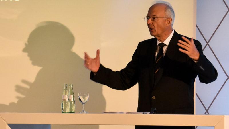 Paul Kirchhof, Ex-Bundesverfassungsrichter Deutschlands | © kna