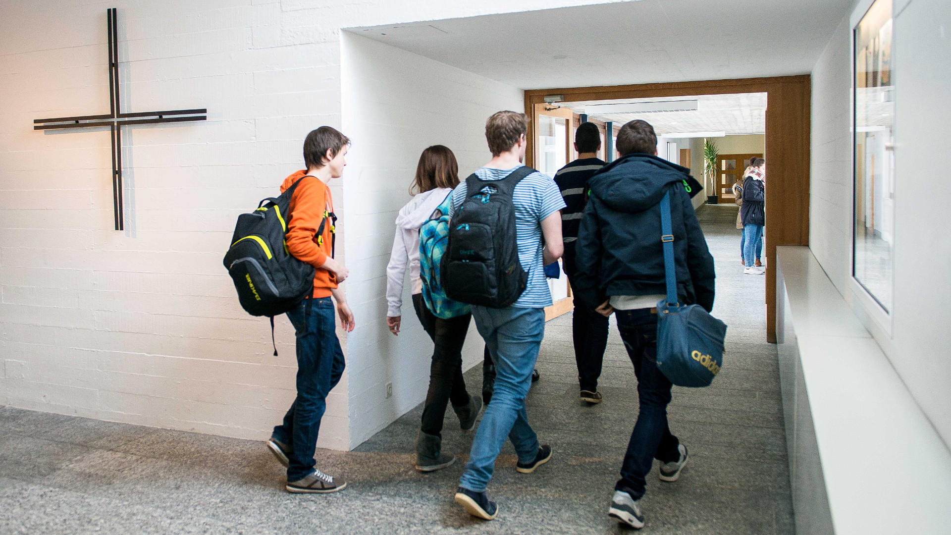 Gymnasium des Klosters Disentis  | © zVg