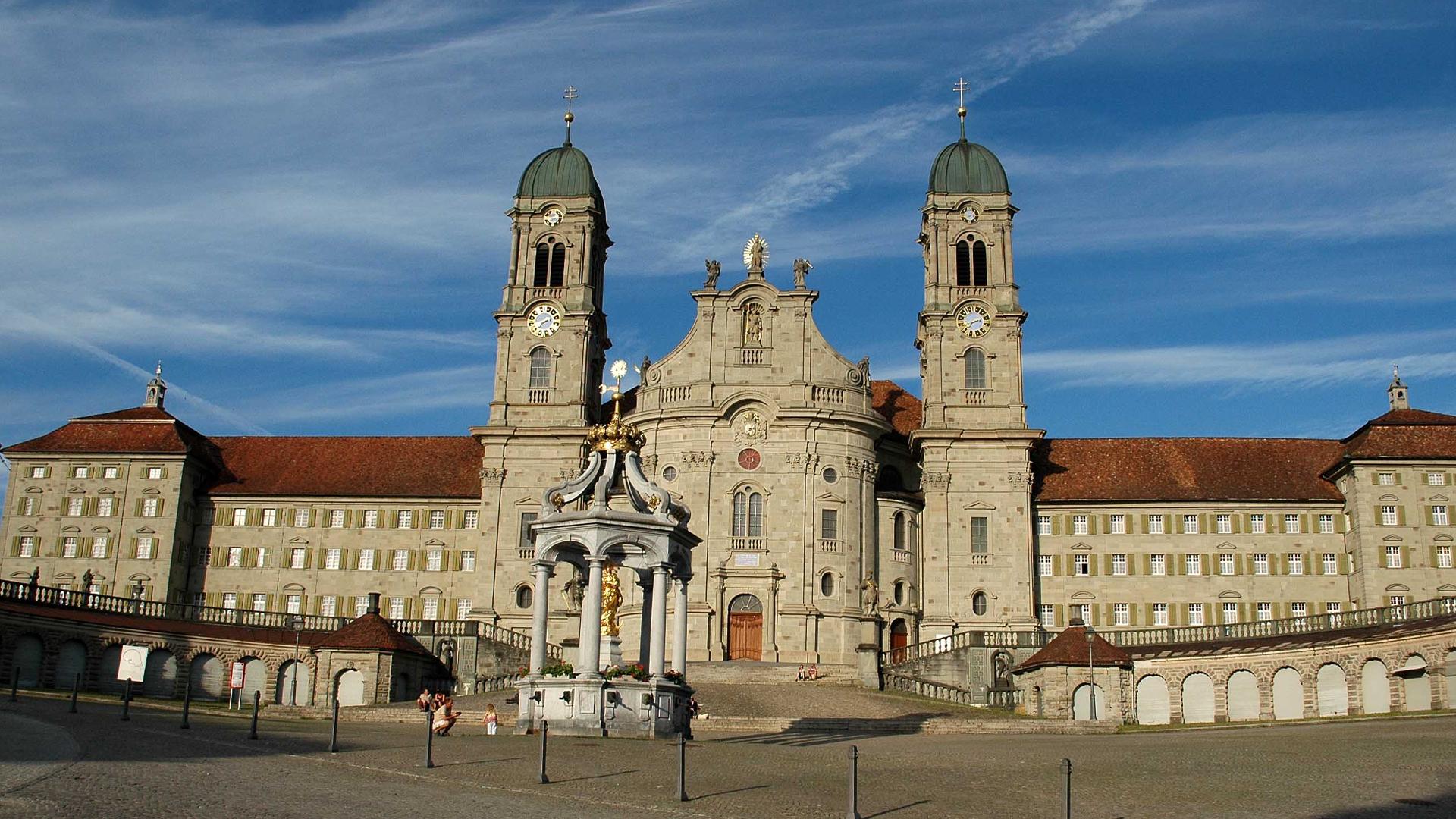Kloster Einsiedeln | © kath.ch