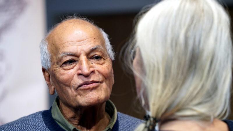 Satish Kumar  | © Vera Rüttimann