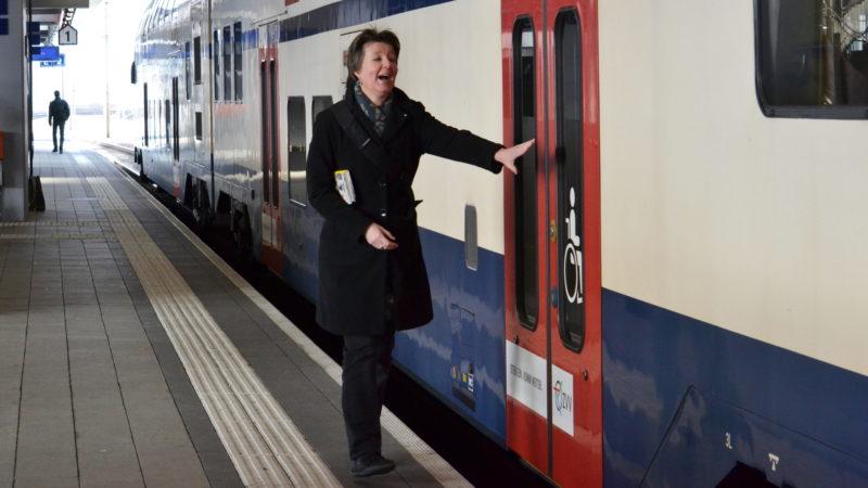 Den Zug verpasst! | © kath.ch