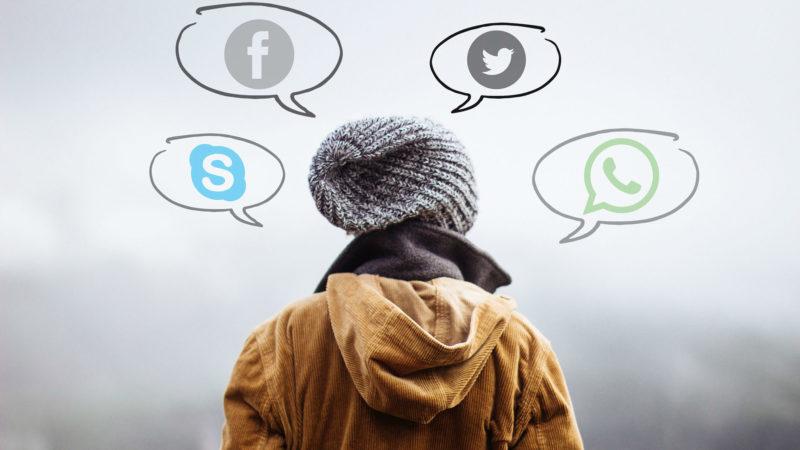 Jugendliche kommunizieren auf viele Arten | © pixabay.com CC0