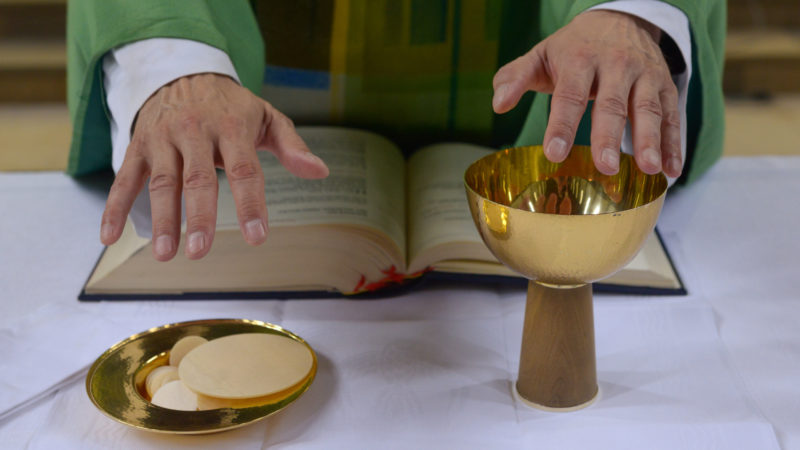 Eucharistie | © KNA
