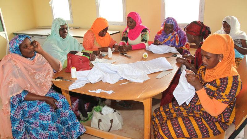 Frauen bei der Berufsbildung | © Kirche in Not