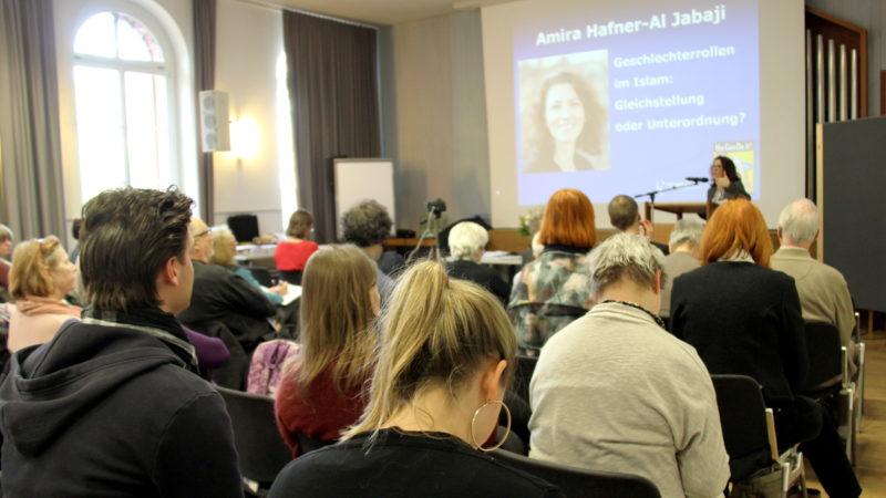 Tagung «Geschlechter-Rollen in den Religionen» in Basel | © Mara Wirthlin