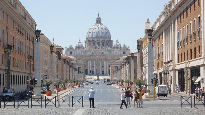 Vatikan | © pixabay CCO