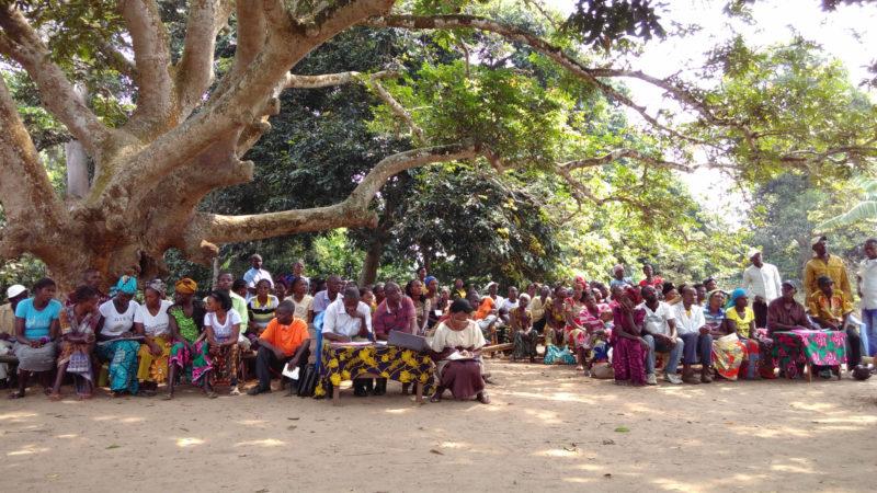 Versammlung von Solidaritätsgruppen in der Demokratischen Republik Kongo | © Fastenopfer