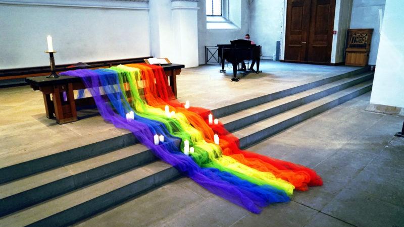 Seelsorge für Homosexuelle | © Georges Scherrer