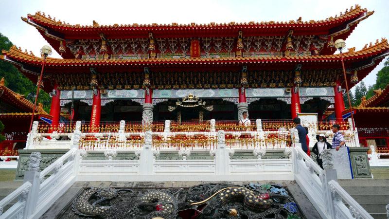 Taoistischer Tempel | © pixabay falco CC0