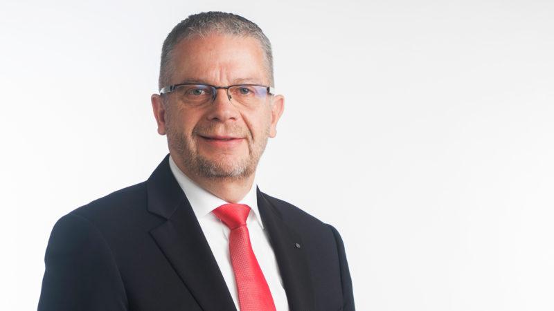 Bernhard Messmer, zuständig für die Rekrutierung von Schweizergardisten | © zVg