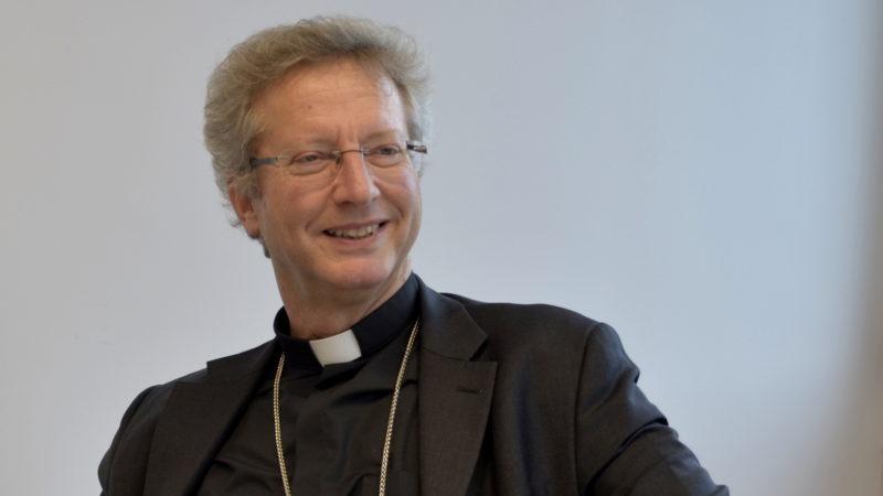 Jugendbischof Alain de Raemy | © Regula Pfeier