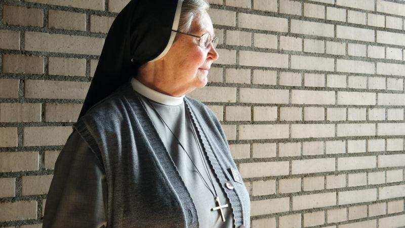 Schwester Christiane Jungo | © Vera Rüttimann