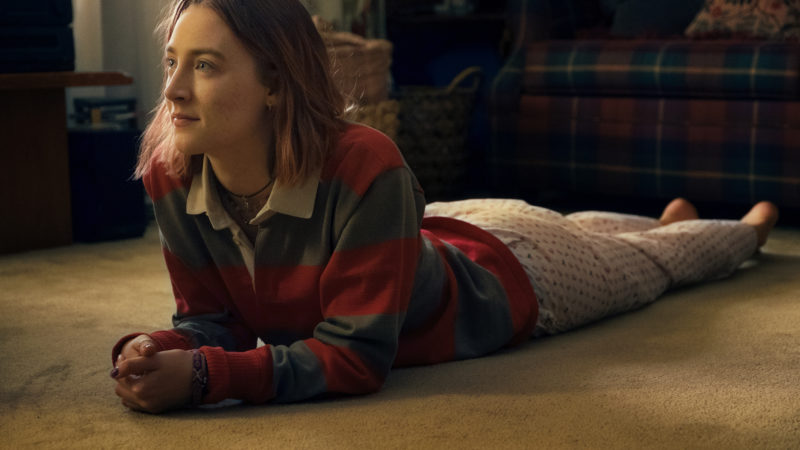 Lady Bird (Saoirse Ronan) hat es nicht leicht. © Universal Pictures International