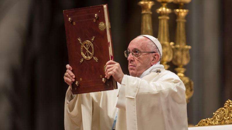 Messe mit Papst Franziskus |  © Agenzia Romano Siciliani/Stefano Dal Pozzolo