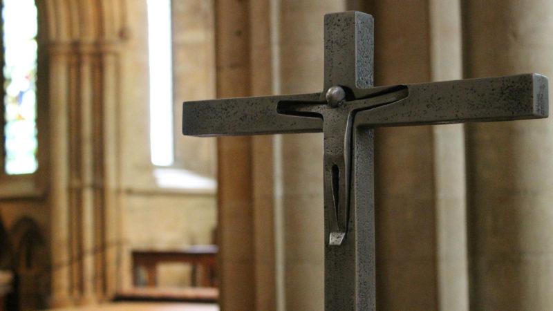 Aufgehängtes Kreuz | © pixabay.com CC0
