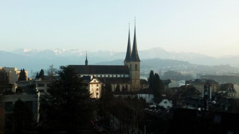 Asyl in der Hofkirche? | © Sylvia Stam