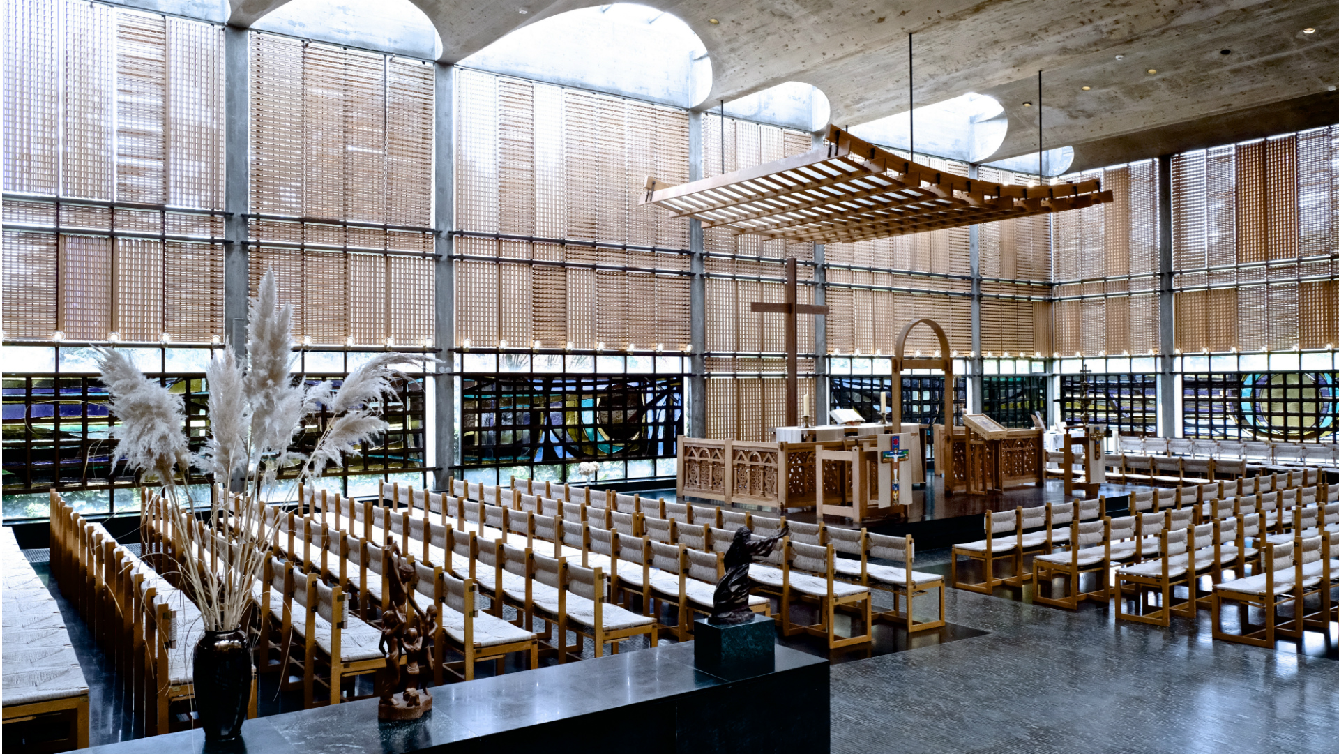 Kapelle im Ökumenischen Zentrum des ÖRK | © Oliver Sittel
